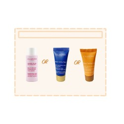 $300 GIFT CLARINS 試用裝乙枝