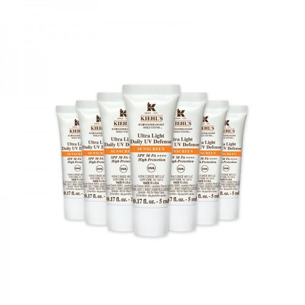換購價 10件套裝 (醫學全效抗污染輕柔防曬乳SPF50 PA++++ 5ML)