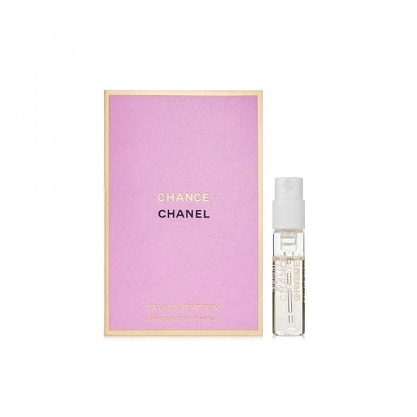 CHANEL CHANCE EAU DE PARFUM SPRAY 1.5ML