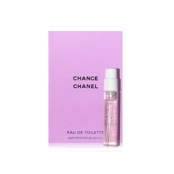 CHANEL CHANCE EAU DE TOILETTE SPRAY 1.5ML
