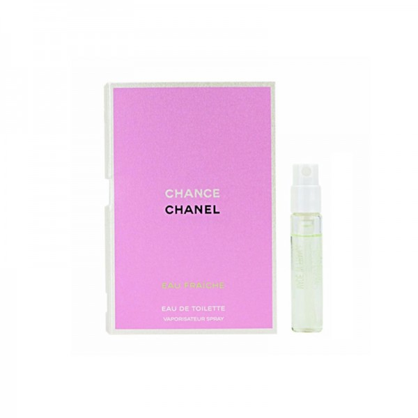 CHANEL CHANCE EAU FRAICHE EAU DE TOILETTE SPRAY 1.5ML