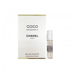 CHANEL COCO MADEMOISELLE EAU DE TOILETTE SPRAY 1.5ML