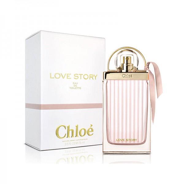 Chloe Love Story EDT Spray 75ML