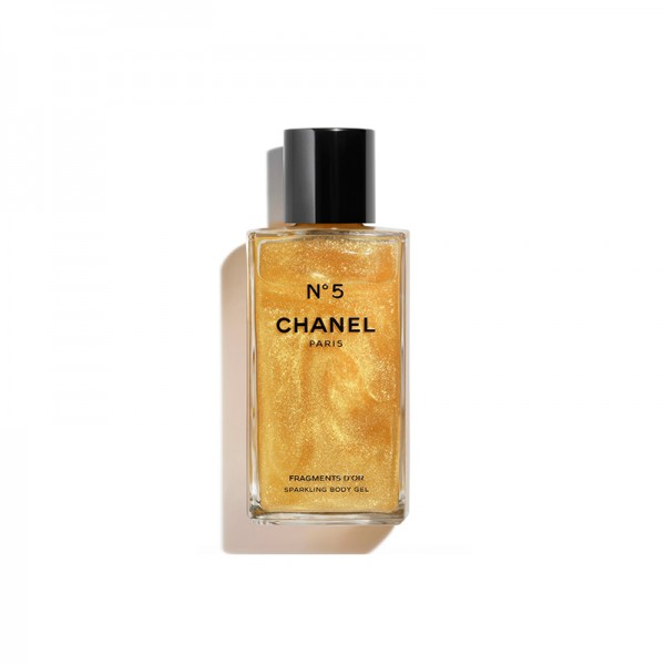CHANEL n°5 FRAGMENTS D'OR 250ML (全新TESTER)