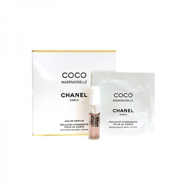 CHANEL coco mademoiselle EAU DE PARFUM INTENSE SPRAY 1.5ml