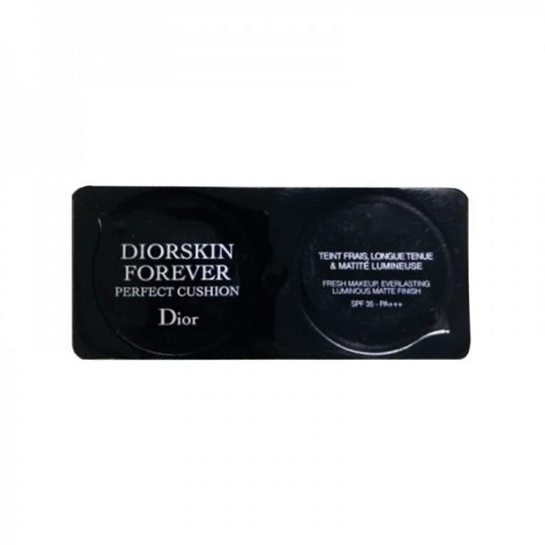 Diorskin 恆久貼肌氣墊粉底 2G 色號:010