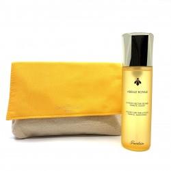 GUERLAIN 殿級蜂皇 蜂蜜活肌精華爽膚水 150ML 連化妝袋套裝