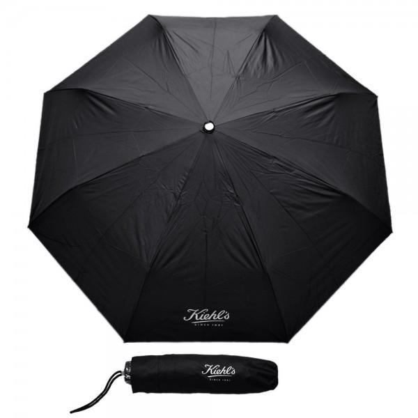 Kiehl's 自動摺傘(黑色)