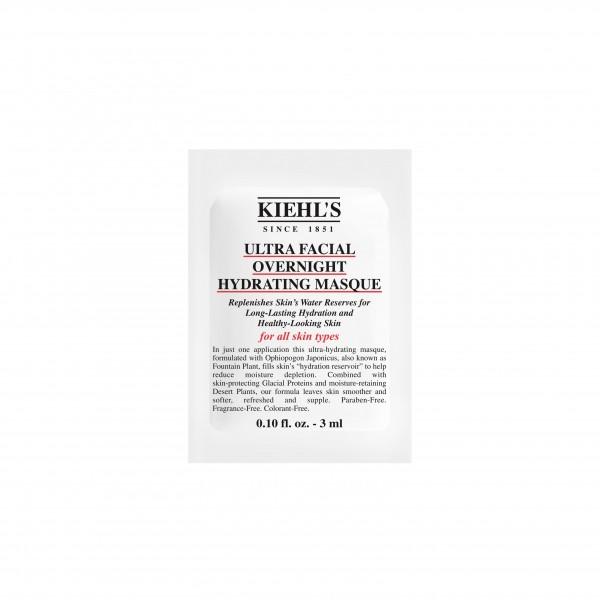 KIEHL'S 特效晚間保濕面膜 3ML (20包)