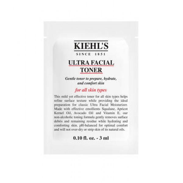 KIEHL'S 特效保濕爽膚水 3ML (20包)
