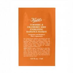 KIEHL'S 薑黃紅莓速效亮肌面膜 5ML (20包)