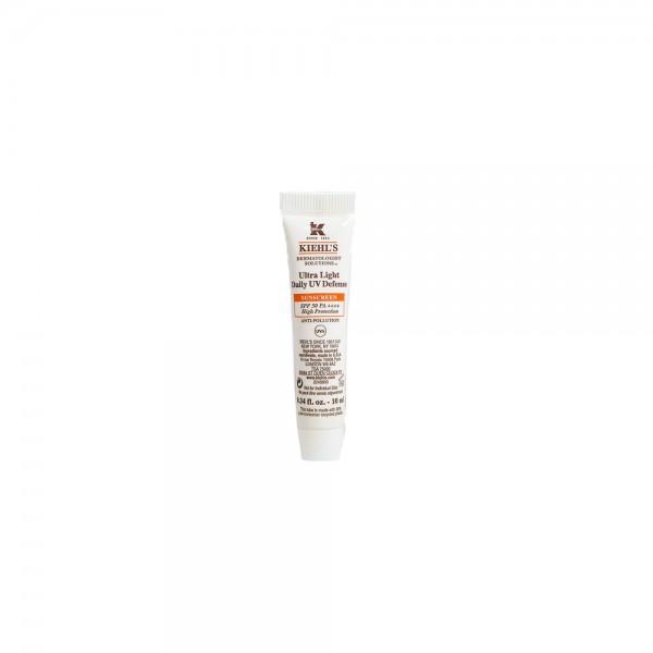 Kiehl's 醫學全效抗污染輕柔防曬乳 SPF50 PA++++ 10ML