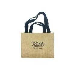 Kiehl's 大方形杏色環保袋