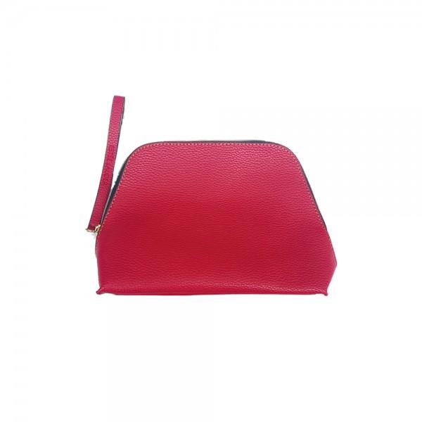 Estee Lauder 洋紫荊色化妝袋