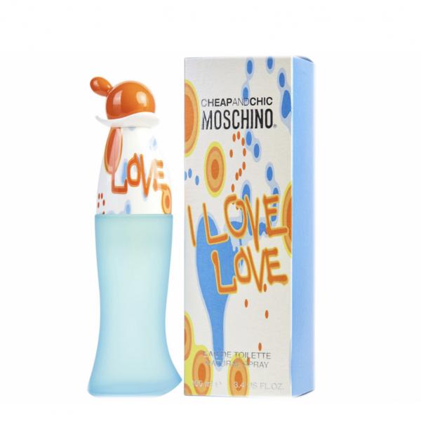 Moschino I Love Love EDT Spray