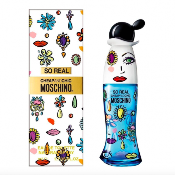 Moschino So Real Cheap And Chic EDT Spray