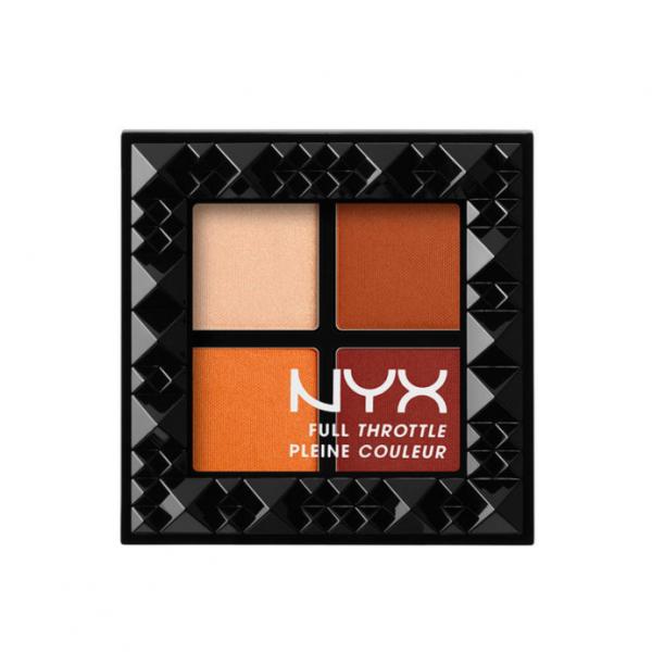 NYX Cosmetics Full Throttle Shadow Palette #Riot