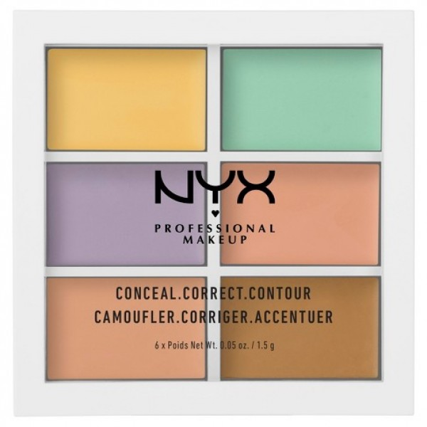 NYX 3C Palette Color Correcting Concealer