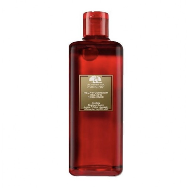 靈芝菇菌抗逆健膚紓緩水 200ML 紅色限量版