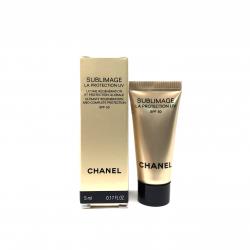 CHANEL 全效再生活膚防曬乳霜SPF 50/PA++++ 5ML