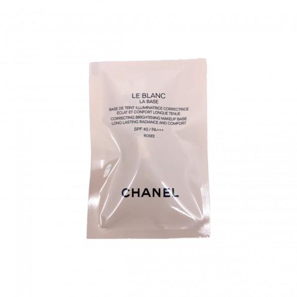 Chanel  珍珠光采防曬妝前乳 Spf40 / Pa+++ #Rosee 2.5ml