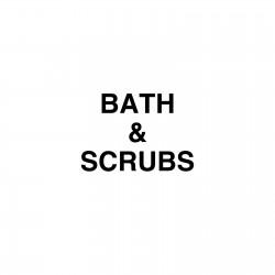 潔膚沐浴及磨砂