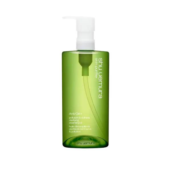 綠茶抗氧化潔顏油 450Ml