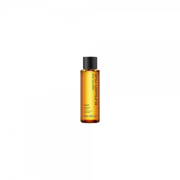 Shu uemura 黃金琥珀潔顏油 15Ml