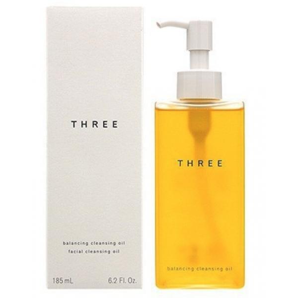 THREE 平衡潔膚油 185ML